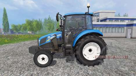 New Holland T4.75 2WD для Farming Simulator 2015