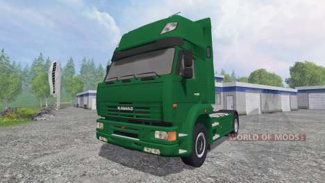 КамАЗ-5460 для Farming Simulator 2015