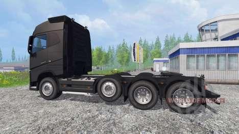 Volvo FH16 750 [frame] v1.2 для Farming Simulator 2015