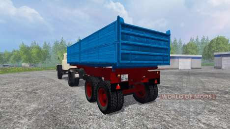 Magirus-Deutz 200D26 1964 [tractors] для Farming Simulator 2015