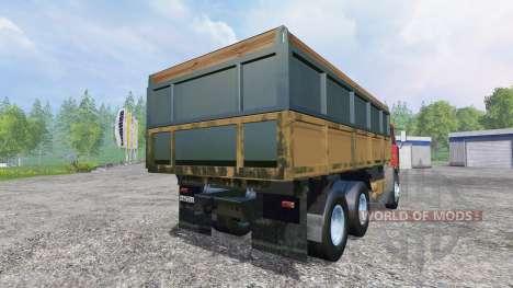 КамАЗ-55102 v1.0 для Farming Simulator 2015