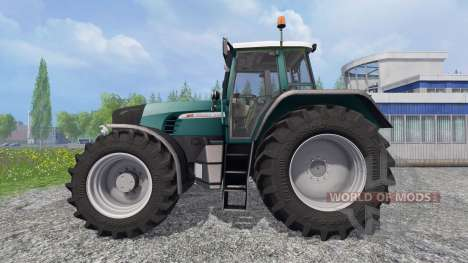 Fendt 930 Vario TMS v1.2 для Farming Simulator 2015