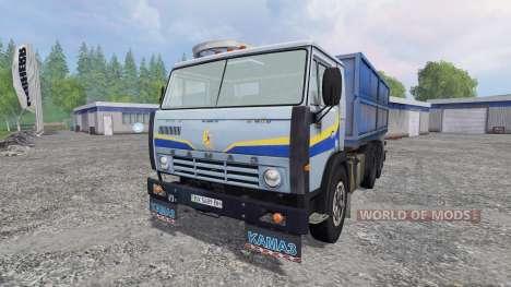 КамАЗ-5320 v2.0 для Farming Simulator 2015
