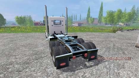 Peterbilt 379 [daycab] для Farming Simulator 2015