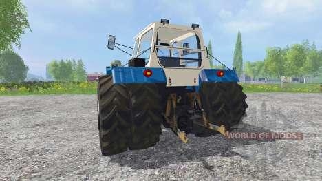 Fortschritt Zt 303C v2.6 для Farming Simulator 2015