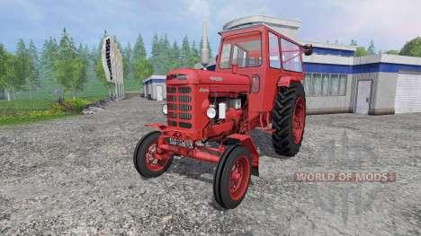 UTB Universal 650 [old] v1.2 для Farming Simulator 2015