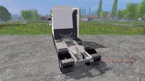 Mercedes-Benz Actros 1844 для Farming Simulator 2015