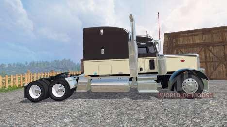 Peterbilt 388 [fixed] для Farming Simulator 2015
