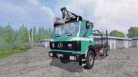 Mercedes-Benz SK 1935 [forest] v1.2 для Farming Simulator 2015