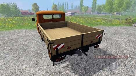 УАЗ-452Д для Farming Simulator 2015