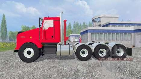 Kenworth T800 v2.0 для Farming Simulator 2015