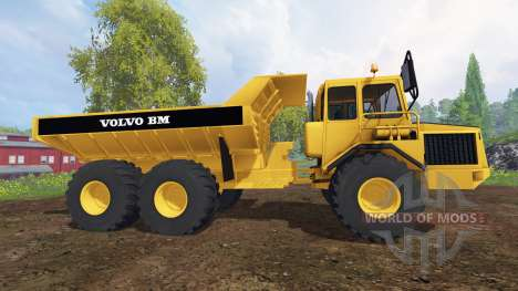 Volvo BM A25 v1.0 для Farming Simulator 2015