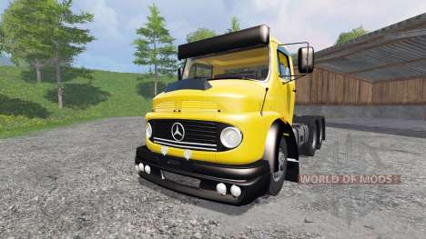 Mercedes-Benz 1114 для Farming Simulator 2015