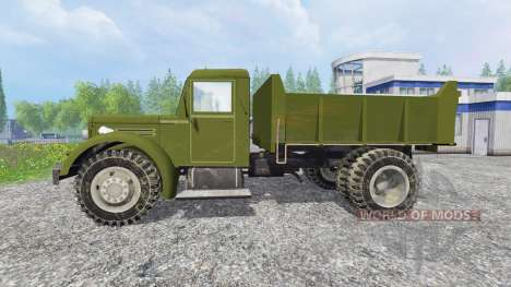 МАЗ-205 для Farming Simulator 2015