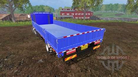 WAW 2000 6x2 для Farming Simulator 2015