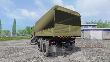 КамАЗ-43114 для Farming Simulator 2015