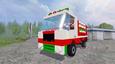 Lego Truck для Farming Simulator 2015
