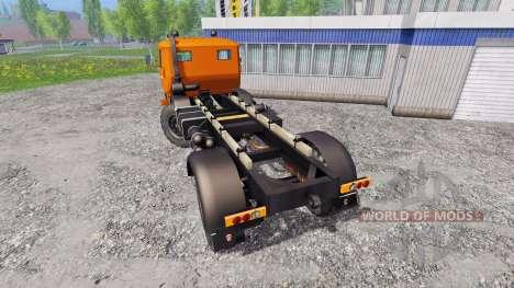 КАЗ-4540 для Farming Simulator 2015