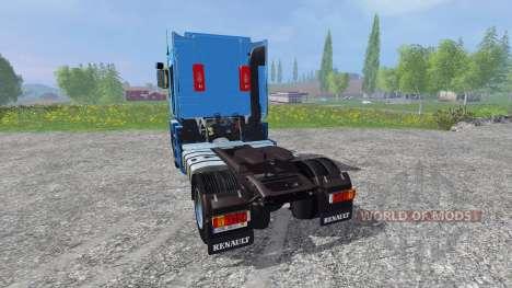 Renault Magnum Integral для Farming Simulator 2015