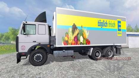 МАЗ-6303 для Farming Simulator 2015