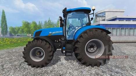New Holland T7.170 v2.0 для Farming Simulator 2015