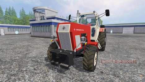 Fortschritt Zt 303C v2.1 для Farming Simulator 2015