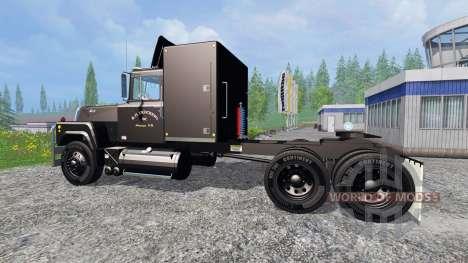 Mack RS786 v1.1 для Farming Simulator 2015