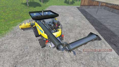 New Holland CR10.90 v3.6 для Farming Simulator 2015