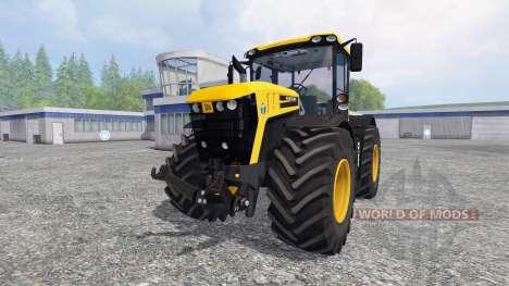 JCB 4220 v1.0 для Farming Simulator 2015