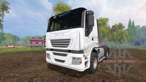Iveco Stralis 600 [LowCab] для Farming Simulator 2015