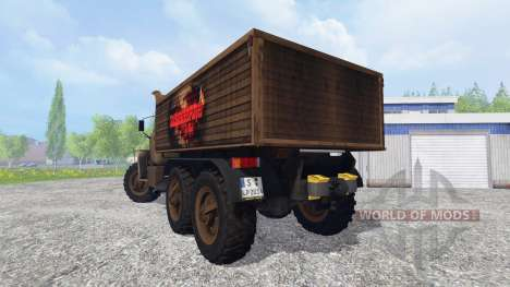 Урал-4320 v2.0 для Farming Simulator 2015