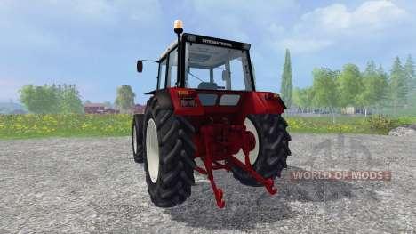 IHC 1055A v1.3 для Farming Simulator 2015