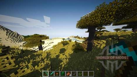 KUDA-Shaders v5.0.6 Lite для Minecraft