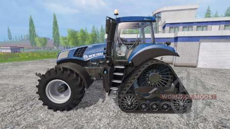 New Holland T8.435 [SmartTrax] v1.1 для Farming Simulator 2015