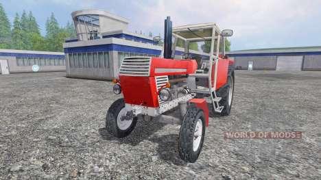 Zetor 8011 v1.0 для Farming Simulator 2015