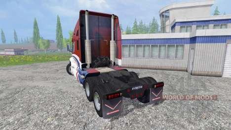 Kenworth T2000 v1.0 для Farming Simulator 2015