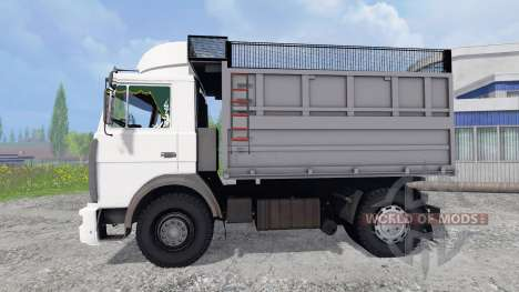 МАЗ-5551А5 для Farming Simulator 2015