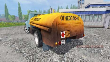 ЗиЛ-130 [топливо] для Farming Simulator 2015