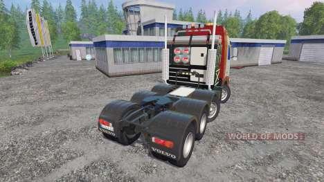 Volvo FH12 [schwerlast] для Farming Simulator 2015