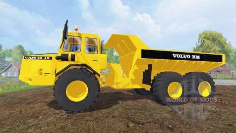Volvo BM A25 v1.1 для Farming Simulator 2015