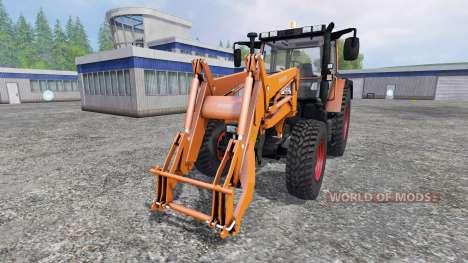 Fendt 380 GTA Turbo v1.0 для Farming Simulator 2015