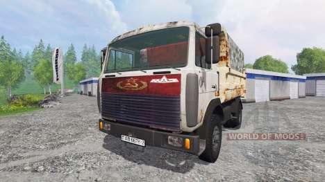 МАЗ-5551 [old] для Farming Simulator 2015