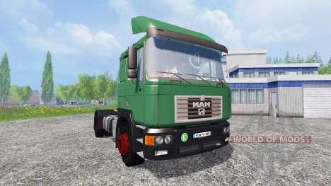 MAN F2000 19.404 для Farming Simulator 2015