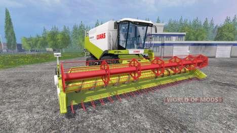 CLAAS Lexion 580 для Farming Simulator 2015