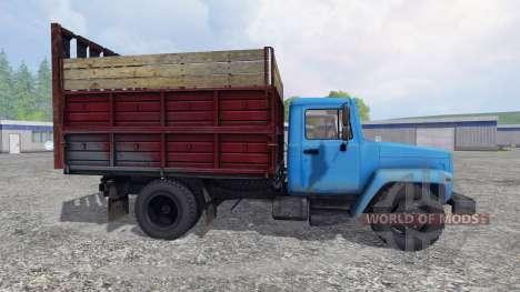 ГАЗ-35071 [силос] для Farming Simulator 2015