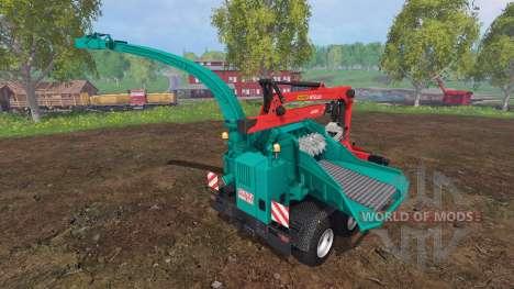 JENZ HEM 583 Z v2.0 для Farming Simulator 2015