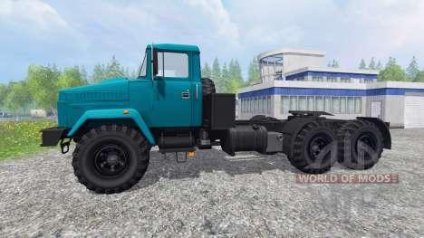 КрАЗ-6446 для Farming Simulator 2015