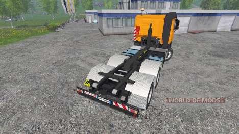 Mercedes-Benz Actros MP3 HKL для Farming Simulator 2015