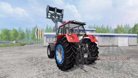 Case IH 5130 FL v2.0 для Farming Simulator 2015