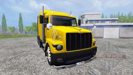 ГАЗ Титан v1.7 для Farming Simulator 2015